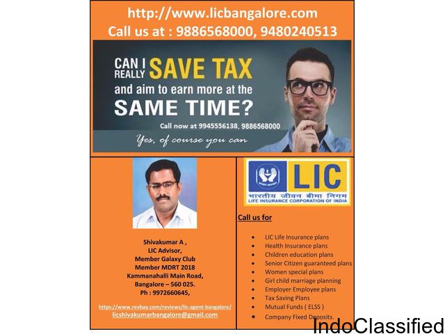 New Jeevan Nidhi - LIC Pension plan 9972660645