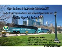 Toronto To Niagara Falls Tour Package | Niagara Bus Tour – Airlink – Niagara Falls Tours