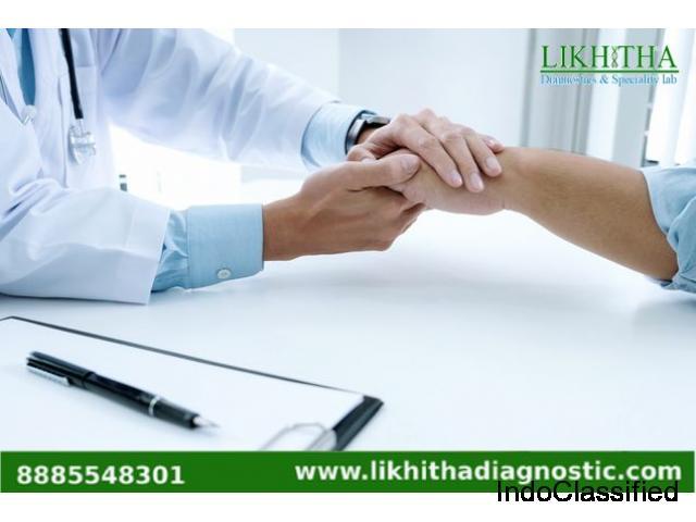 Diagnostic Services in Dilsukhnagar