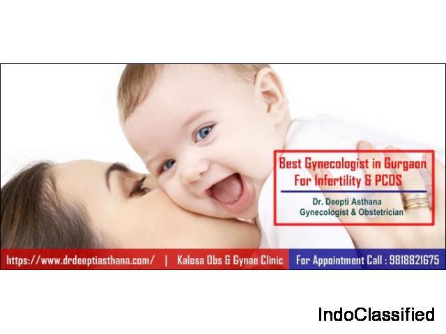 Best Gynecologist in Gurgaon, Delhi NCR