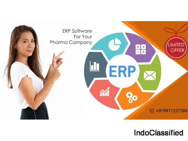 ERP for Pharma industry