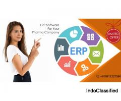 ERP for Pharma industry