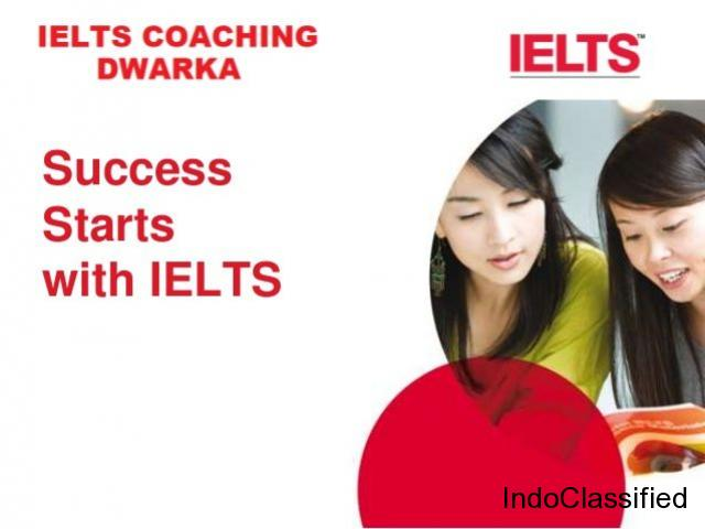 Looking for IELTS Coaching in Sector 6, Dwarka, Delhi