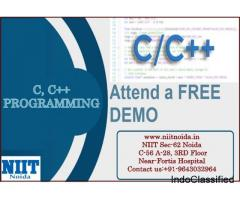 C C++ Training Institutes in Noida