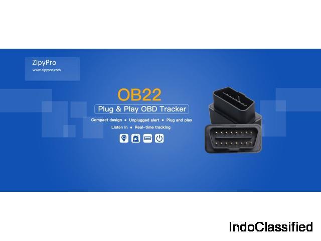 OBD  GPS tracker india - ZipyPro | 9971154484
