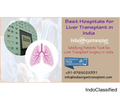 Best Hospitals for Liver Transplant in India