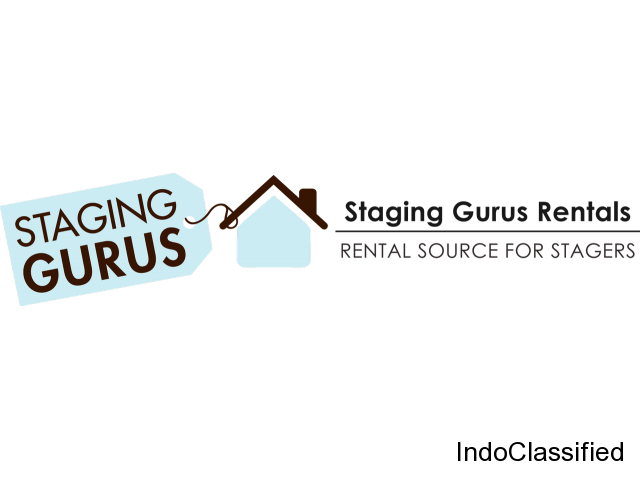 Staging Gurus Rental - Rent Furniture For Home Staging In Toronto