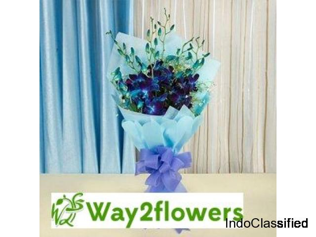 Online Flower Delivery to  Dehradun