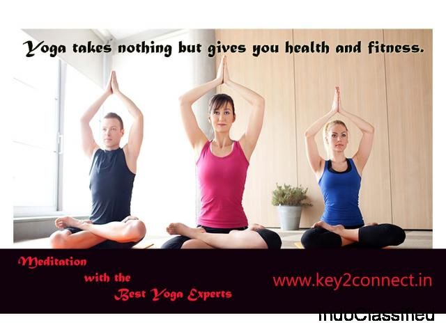 Yoga Expert in Delhi | Yoga Instructors Near Me @01143586776