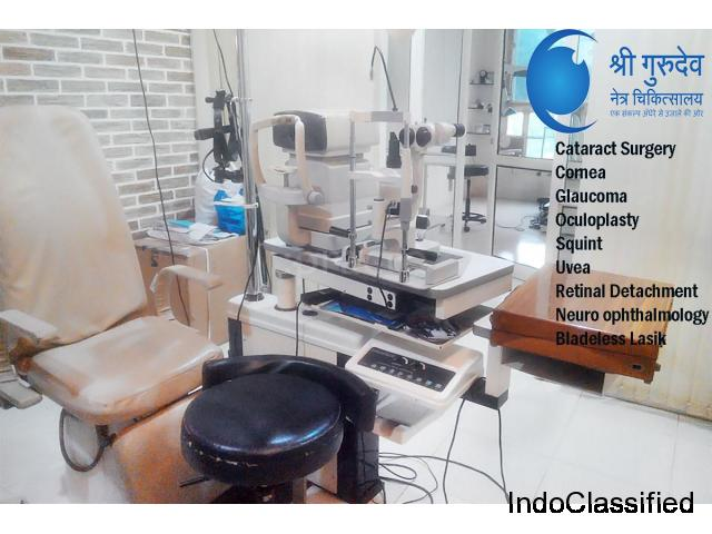 Best Eye Care Centre for Eye Diseases Treatment in Indore