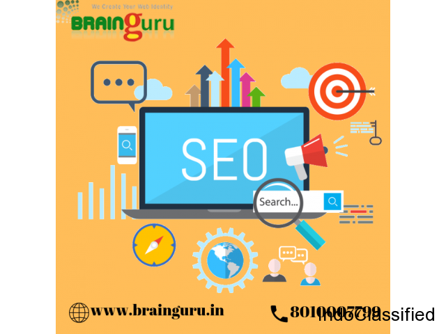 Best Seo service in Delhi-NCR | Brainguru technologies