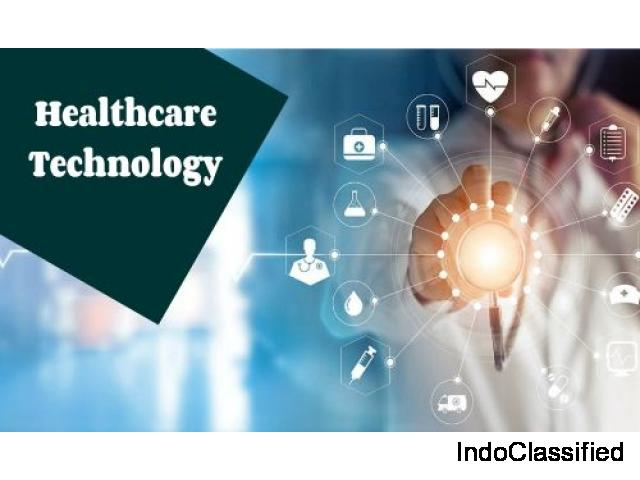 Let Us Utilize The Top-rank Healthcare Technology Solutions In The Market