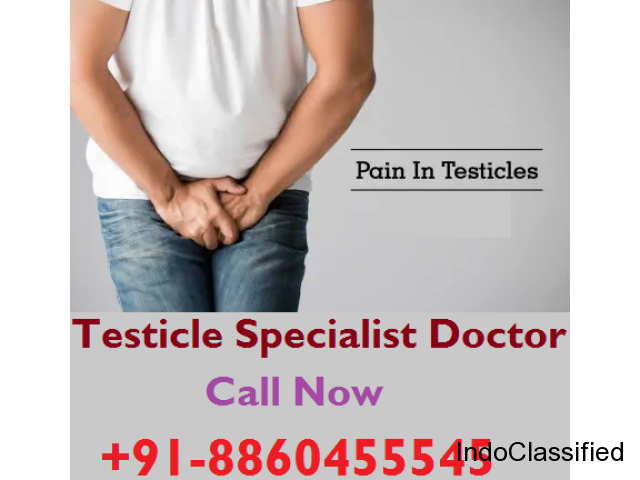 Testicle specialist doctor in Bansgaon [+91-8860455545]
