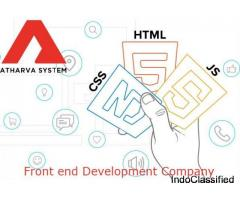 Best Front End Development Services Provider Company