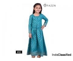 Get upto 85% discount of the latest collection of kids wear online.