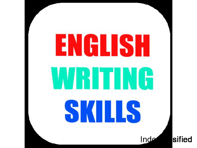Improve Writing SKills Online