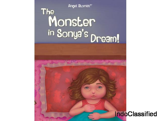 Best Angels Stories Books- The Monster in Sonya's Dream |YAonlinebookstore