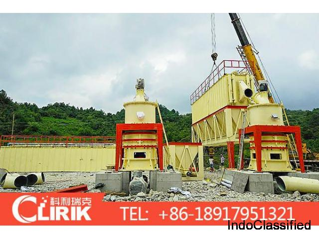 Micro powder mill for limestone
