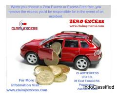 Zero Excess | Excess Free | Claim your Excess | ClaimyExcess