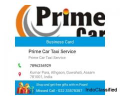 PRIME CAR TAXI SERVICE