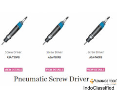 Buy Pneumatic Screwdriver at an Economical Rate
