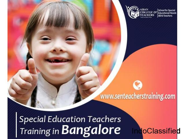 Enrol for Preferable Special Education Course in Bangalore