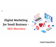 Digital marketing company for small business