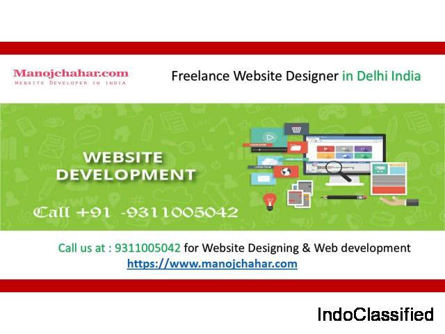 Freelance Web Developer | PHP Developer in India