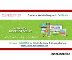 Freelance Web Developer | PHP Developer in India