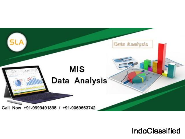 Join Best MIS Training Course Provider Institute in Delhi