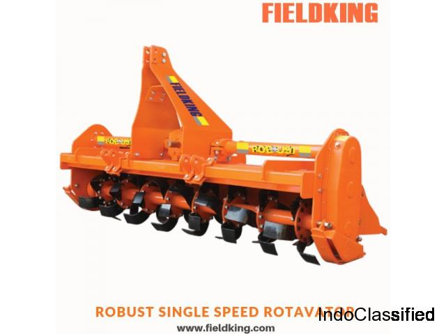 Multi Speed Rotavator | Agricuture Implements by Fieldking
