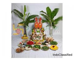 Book Pandit for Puja in IndiraNagar Bangalore 7760658784