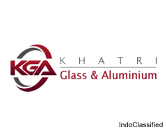 Get your Front Elevation work done from Khatri Glass and Aluminium