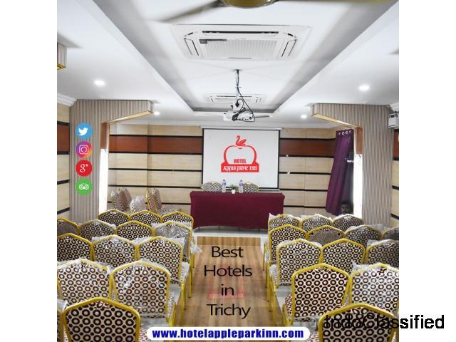 Online hotel booking Trichy