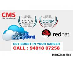 Best CCNA, CCNP, RHCE & Cloud Computing Training Institute in Bengaluru