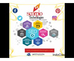 SEO Company in Chennai - Scorpio Technologies