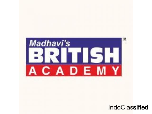 Madhavis British Academy providing best ielts coaching classes in Satellite, Ahmedabad