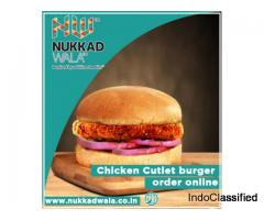 Best Burgers in Gurgaon - Nukkadwala