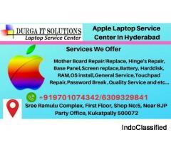 Apple Laptop Service center in Kukatpally