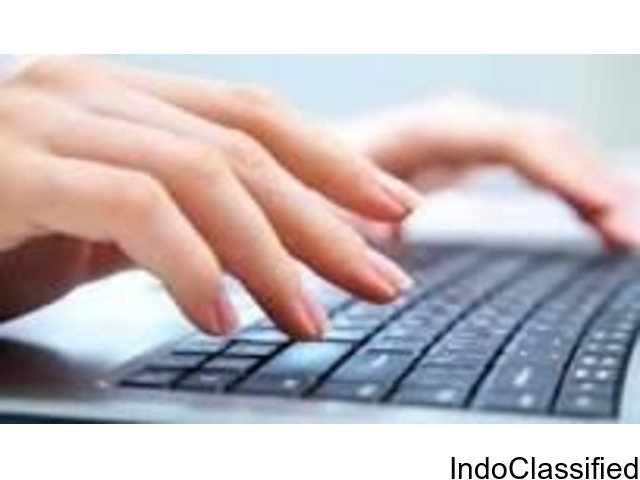Data Entry Project Work For 5 PC