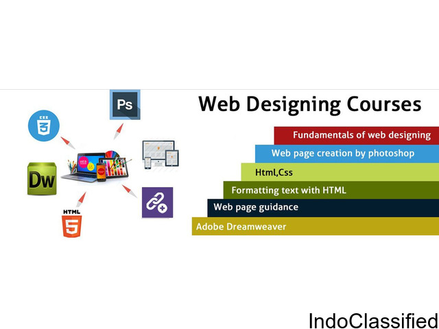 Professional Website Designing Training in Bhopal