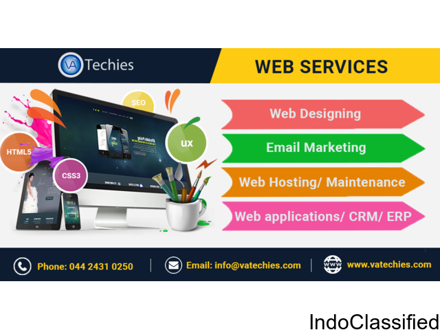 Web Services, E-learning Services, SEO Marketing Services Company, web designing company