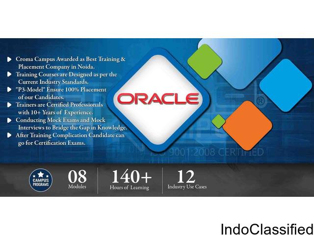 Oracle Training in Delhi - Croma Campus