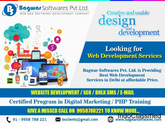 Specialized Website Designing Company in Delhi