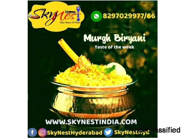 Hyderabadi Biryani in Gachibowli Hyderabad
