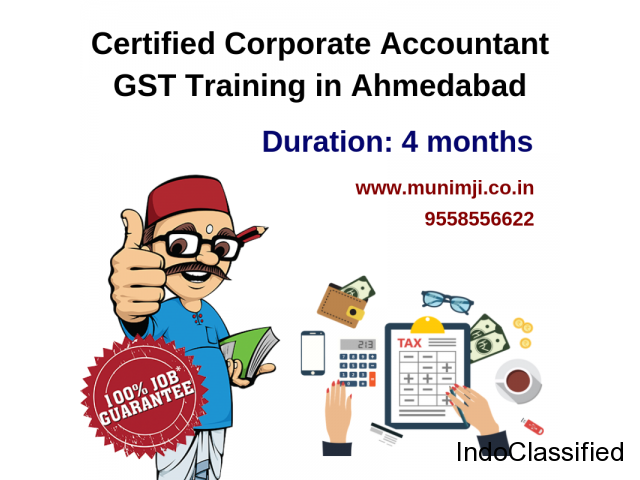 Accounting and Taxation Courses in Ahmedabad