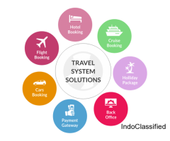 Get Best Travel portal development solution with OneClick IT Consultancy