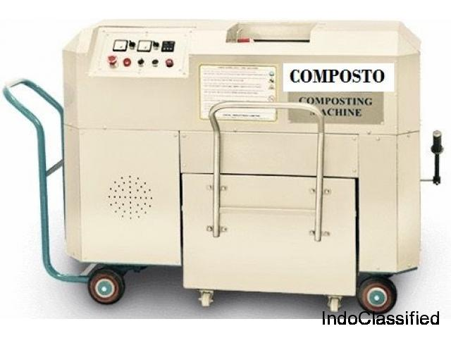 Kitchen waste compost machine- Best Kitchen Waste Compost Maker