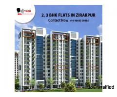 Get Ready to move in Flats in Zirakpur