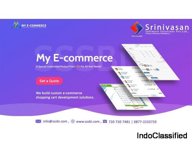 My e-commerce | advanced e-commerce solutions